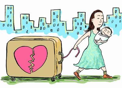 哺乳期离婚,纠纷处理方法