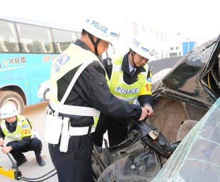 几种交通事故处理勘查记录的重点