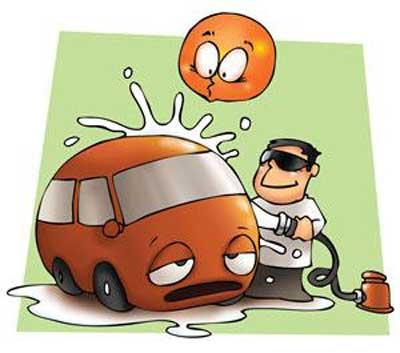 发生交通事故该怎么办?