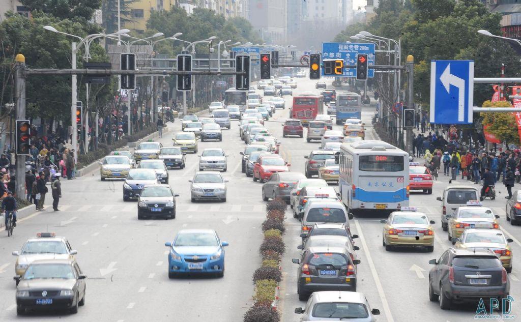 陕西省道路交通安全实施办法(最新修订)