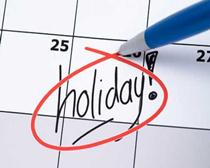 国务院发布2015节假日安排通知