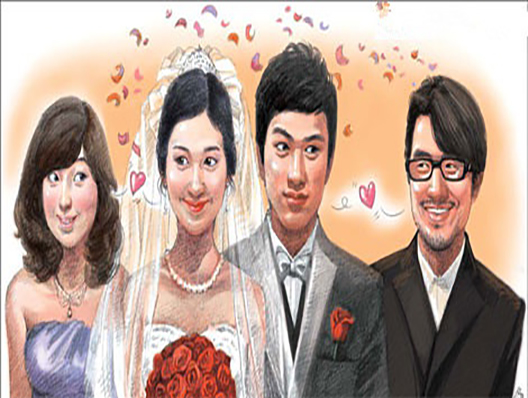 什么是形式婚姻