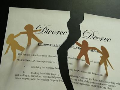 夫妻离婚时需要哪些材料