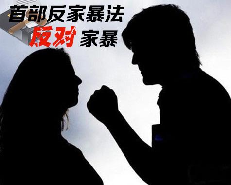反家庭暴力法全文2016