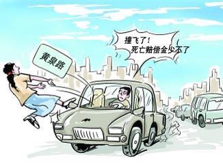交通事故赔偿项目是哪些?