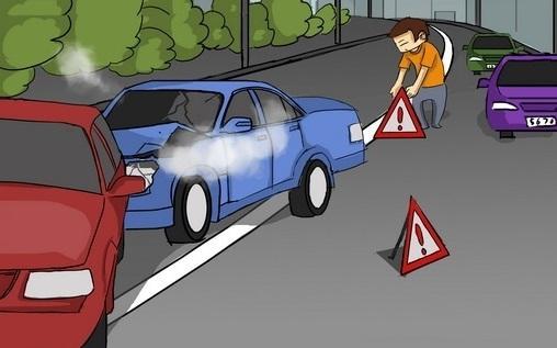 交通事故处理协议书范本