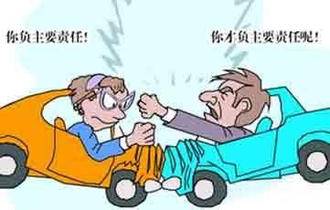 交通事故责任认定比例如何划分?