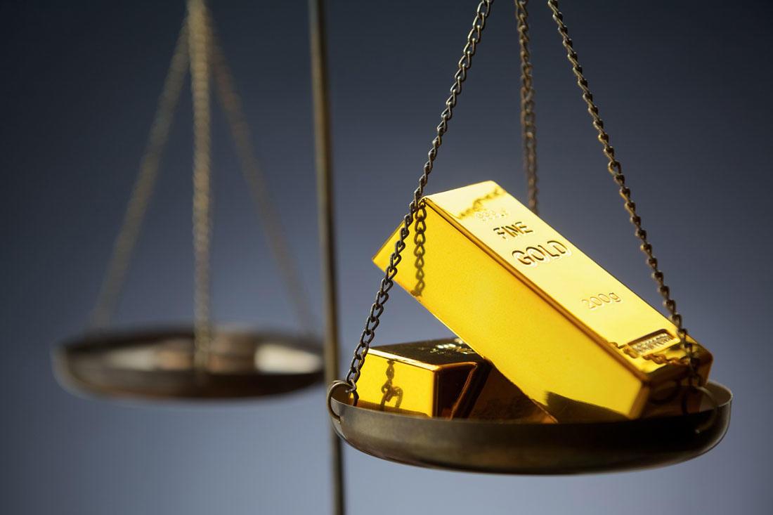 黄金投资的优点