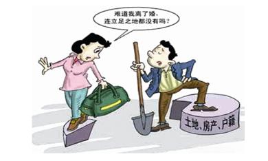 夫妻离婚财产分割协议