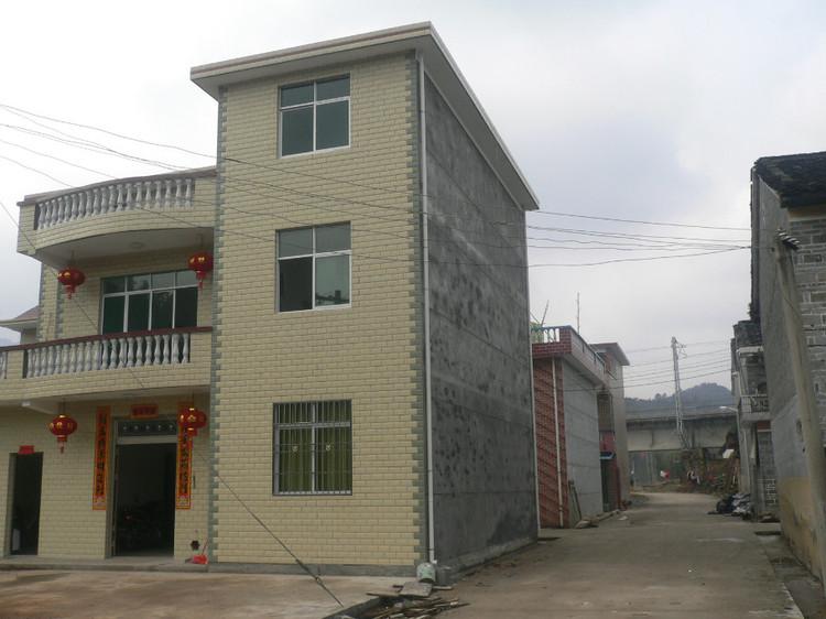 农村75平米房屋实景图