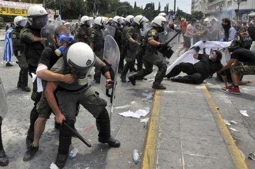 武裝叛亂、暴亂罪如何處罰