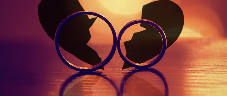 重婚罪离婚分割财产原则