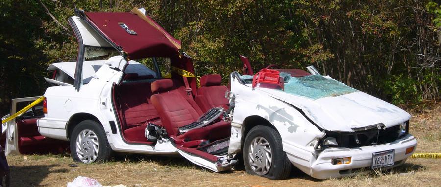 交通追尾事故赔偿标准