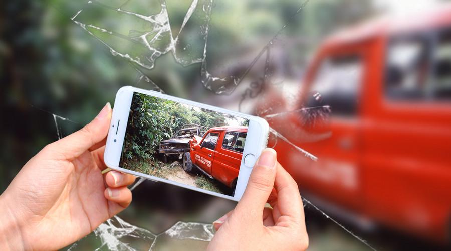 行人闯红灯被车撞伤的责任划分