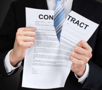 原告申请解除合同的法律后果