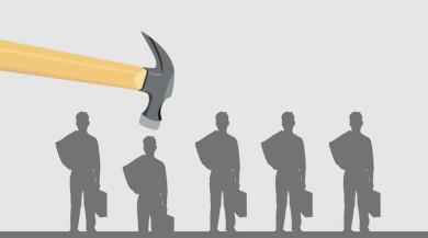 你在公司的裁员名单中,自己被裁掉可能是违法的!你知道吗?