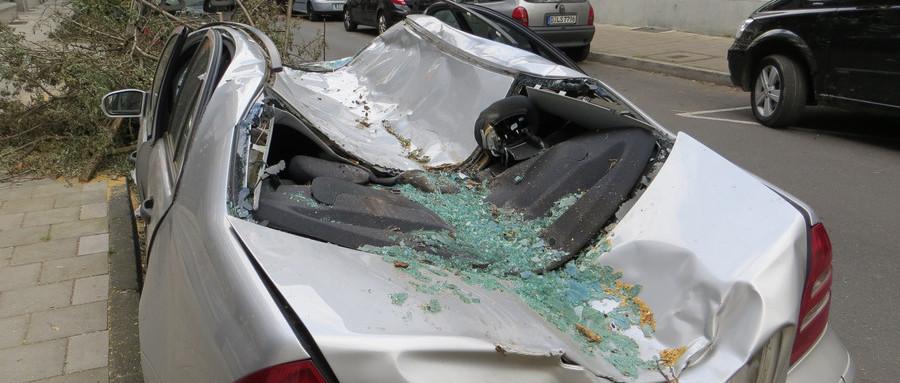 如何处理交通事故现场