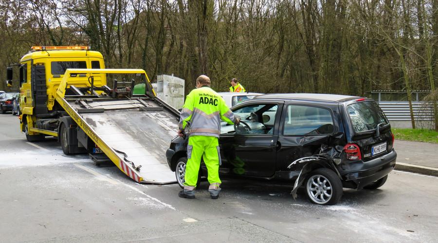 多車追尾事故的責任認定