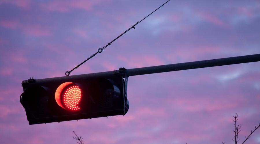 行人闯红灯的处罚