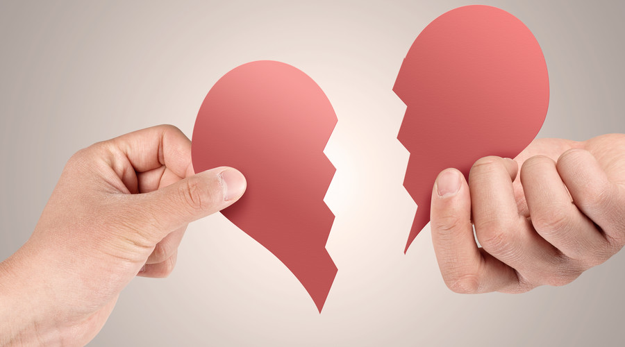 户口本上是未婚能办离婚手续吗