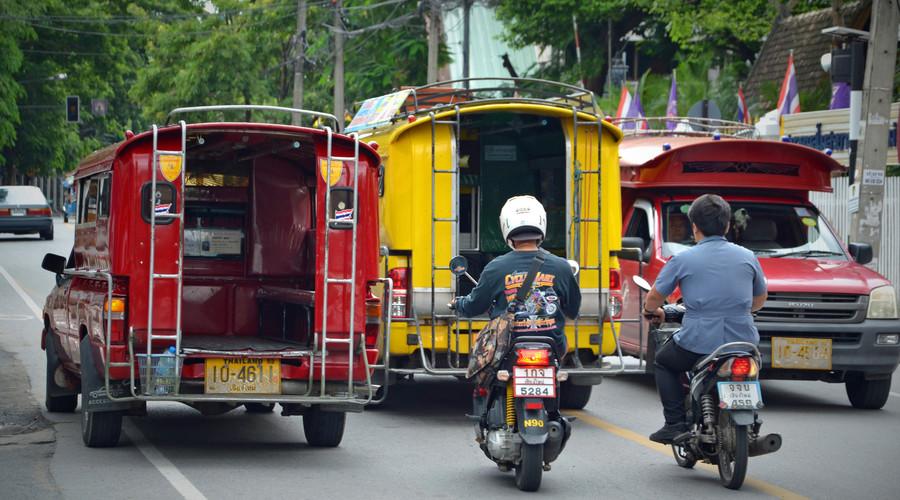 交通事故现场分类为哪些