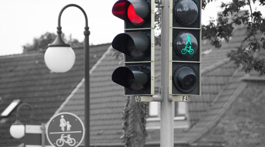 北京闖紅燈扣幾分