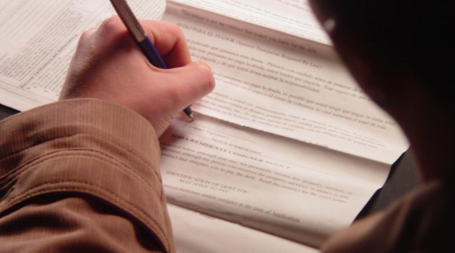 简单的民间借贷合同格式是什么