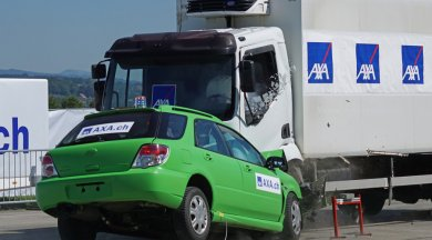 发生交通事故什么情况下能扣车