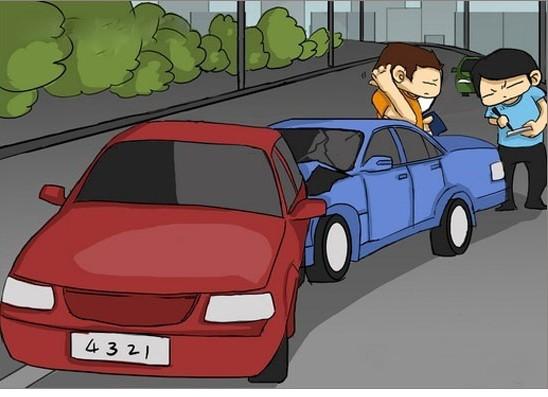交通事故后怎么做