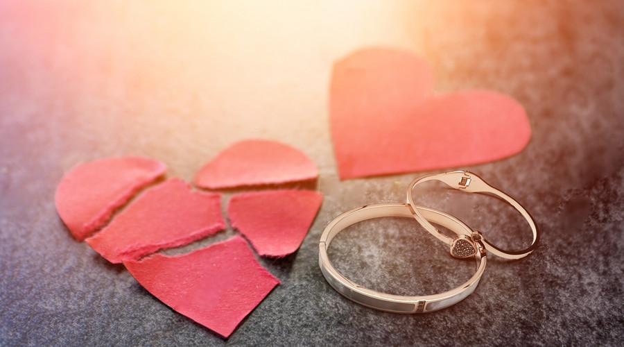 没领结婚证但有孩子怎么离婚