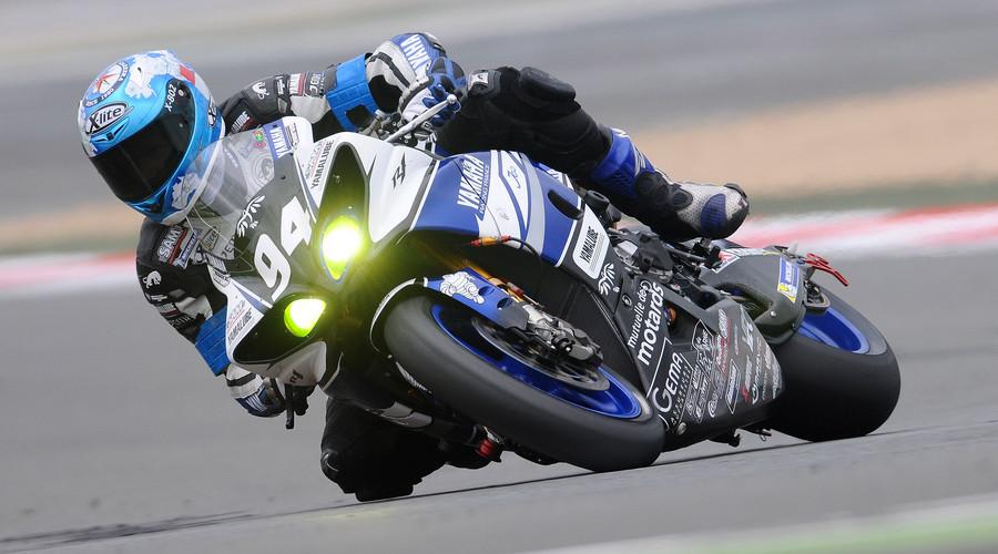 骑摩托车闯红灯被撞谁的责任大