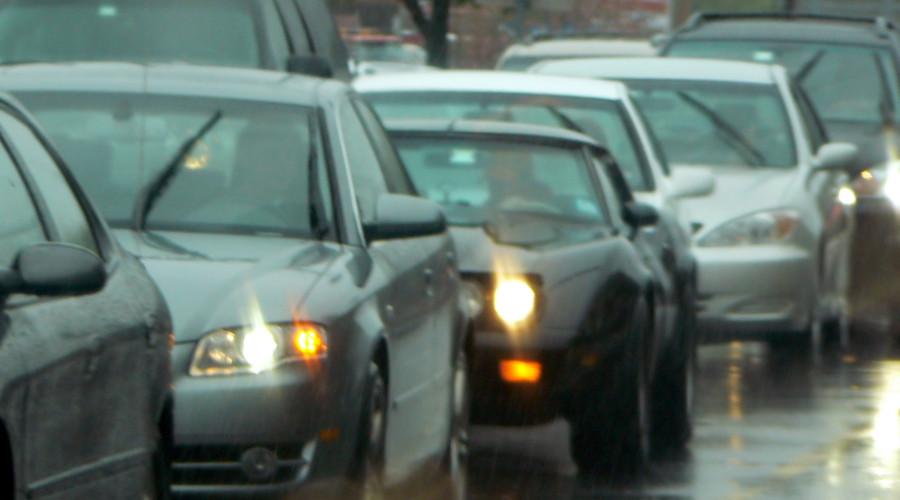 车撞行人都是机动车全责吗