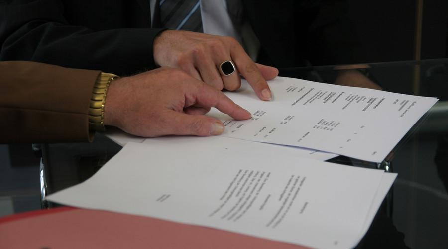 建筑工程承包合同怎么签有效