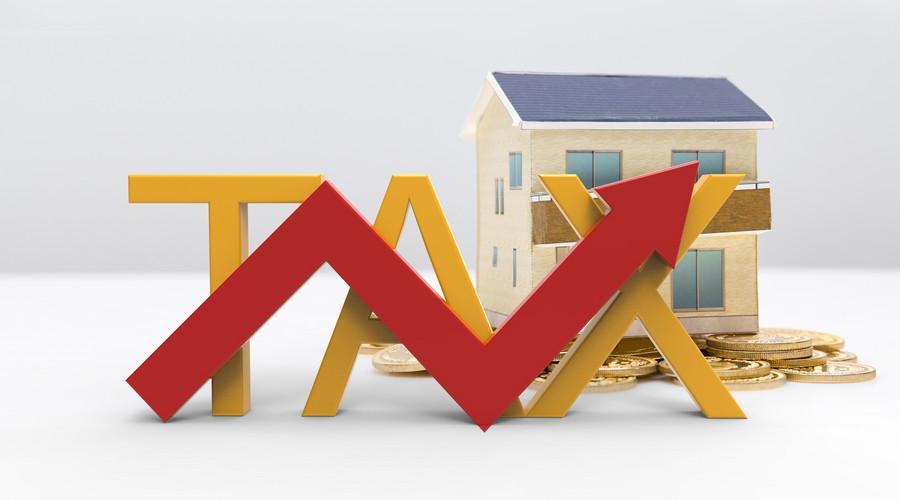 从价计征房产税计税比例