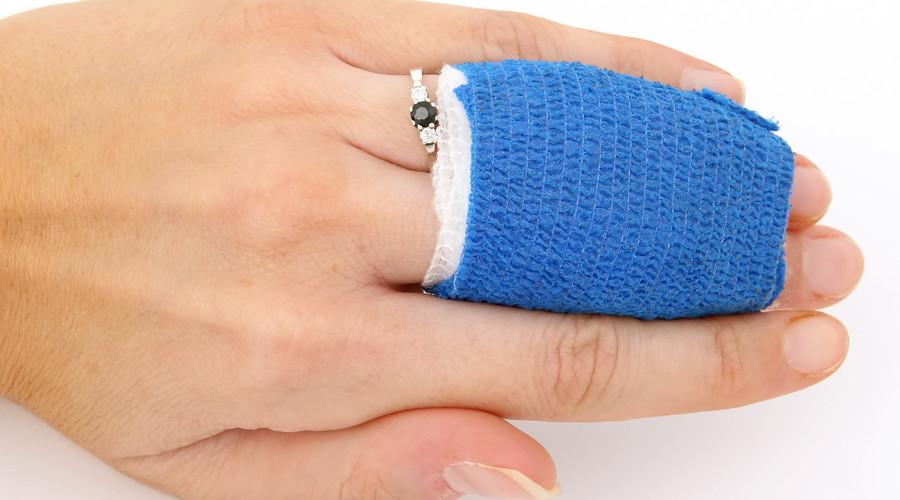 车祸手指三处骨折算几级伤残鉴定